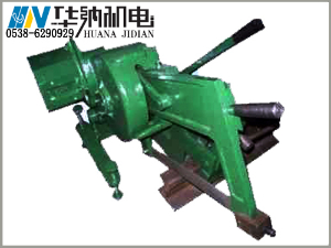 气动钢轨切割机