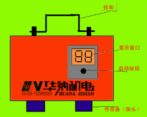 YHY60(A)BOB体彩官网本安型数字压力计